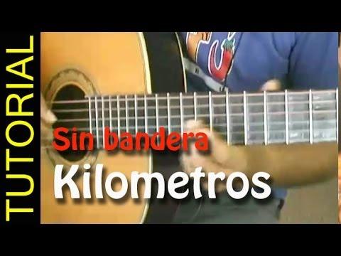 kilometros sin bandera lyrics: