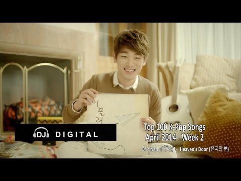 Top 100 K-Pop Songs for April 2014 Week 2 Music Videos