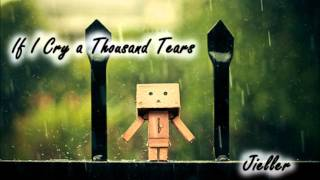 If I cry a thousand tears [HQ]