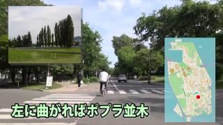北大豆知識 vol.1 「北大キャンパス南から北まで走ると何分?」制作:CoSTEP