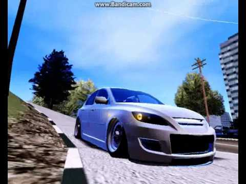 Mazda Speed 3 Stance