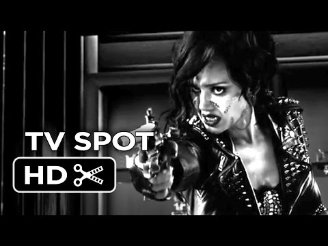Sin City: A Dame To Kill For TV SPOT - Trigger (2014) - Jessica Alba, Josh Brolin Movie HD