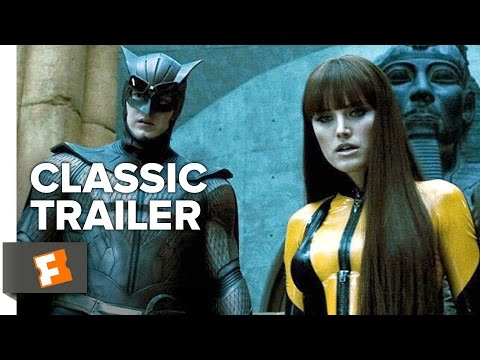 Watchmen (2009) Official Trailer - Zac Snyder Superhero Movie HD