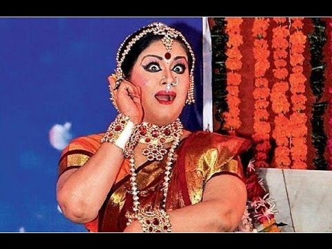 Classical dance by Sudha Chandran | श्रावण महोत्सव | Dance Performance | ujjain mahakal 2016