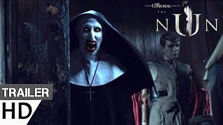 The Nun (2018) First Look Teaser Trailer #1 Taissa Farmiga, Bonnie Aarons Official (Fan Edit)