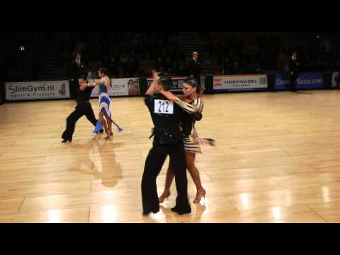 Tilburg Moves 2014 WDSF RS Open Latin Semi Final