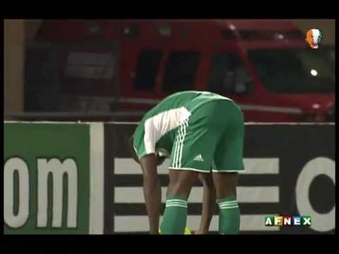 Cote D'ivoire - Nigeria la CAN -U17