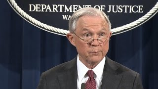 Full Video: Jeff Sessions recuses himself from investigation of Russia-campaign ties