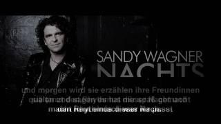 Sandy Wagner - Sie tanzt den Rhythmus dieser Nacht
