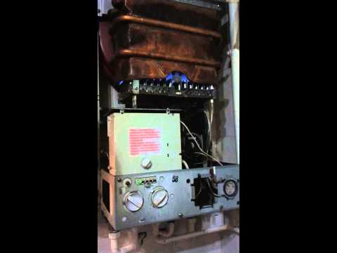 Обслуживание газовых котлов бош своими руками видео