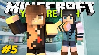 Rescuing love minecraft detective s1 ep 6 minecraft roleplay