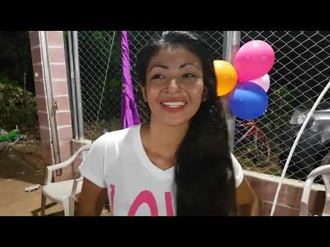 LAS CHICAS GO HACEN HABLAR A JULIO DE EL SALVADOR 4K