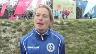 Giorno #8 - EURO 2013 Beach Handball: il quinto posto raccontato da capitan Barani