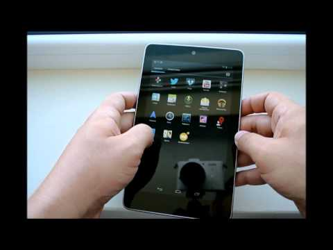 Video: Hands on Google Nexus 7 (GREEK) 480x360 px - VideoPotato.com
