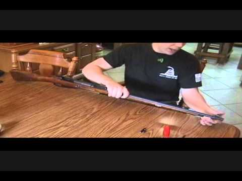 Mosin Nagant: ATI Stock Installation