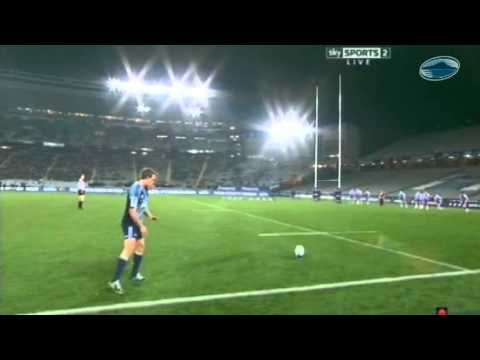 Blues vs Force Rd. 17 | Super Rugby video Highlights 2012