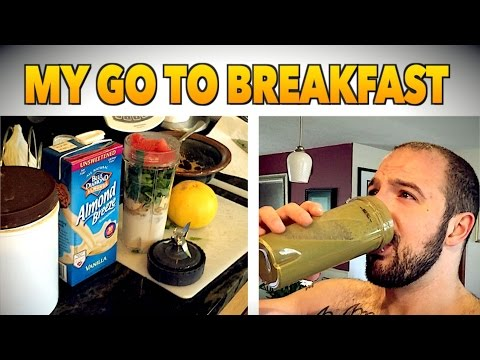 My Go To Breakfast for BETTER MOOD, ENERGY, & WEIGHT LOSS |
