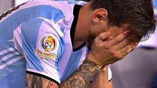 Argentinos reaccionan al fallido penal de Messi en la final Copa América Centenario