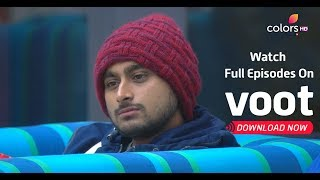 Bigg Boss Season 12 - Day  - 14th November 2018 - बिग बॉस