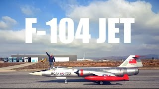 Airworld F-104 Starfighter | Jet RC Portugal (Pilot: Sérgio Cruz)