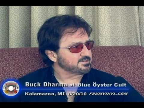 Buck Dharma of Blue Oyster Cult Part 1