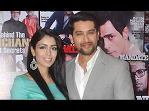 Aftab Shivdasani Unveils Mandate Magazine Cover | Hindi Movie | Grand Masti | Vivek, Riteish