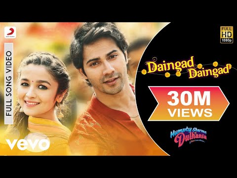 Daingad Daingad Video - Humpty Sharma Ki Dulhania | Varun, Alia video