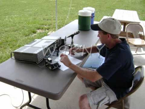 Jacksonville Amateur Radio Society's 2008 Field Day