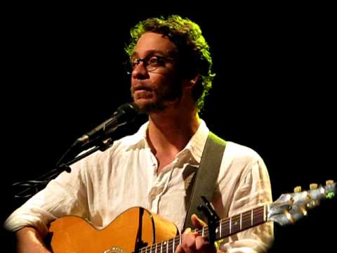 Amos Lee - I Learned A Lot - Live