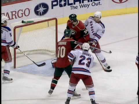 Marian Gaborik Highlight Reel courtesy of Wild.com Video