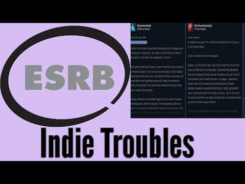 Recent Struggles of Indie Developers (GameWisdom Live 5/20/18)