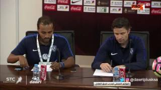مدرب الهلال سيبريا : استطعت قراءة الفريق الخصم
