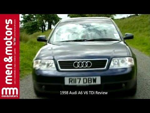 1998 Audi A6 V6 TDi Review
