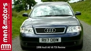 1998 Audi A6 V6 TDi Review