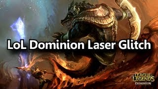 League of Legends - Dominion Laser Glitch - Full Gameplay - First Impressions [German/Full-HD/1080p]