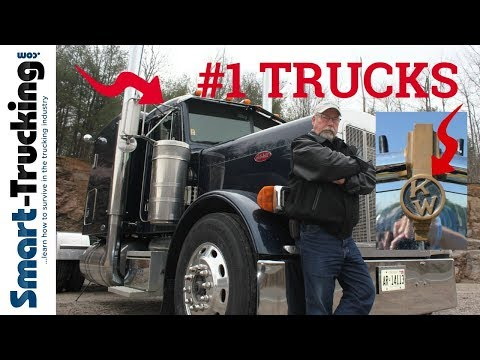 Why Kenworth & Peterbilt Trucks Are Better Than the Rest