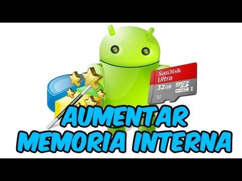 Particionar SD & Enlazar Aplicaciones en Android