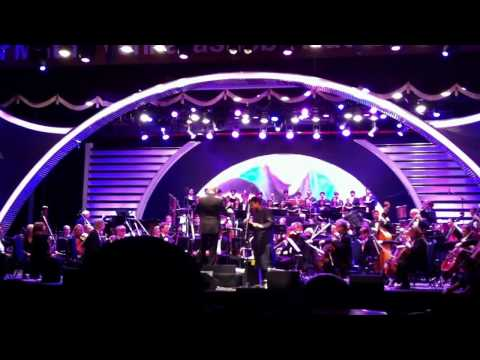 German Film Orchestra Babelsberg Performs Tribute To Indian Music Directors.mp4 video