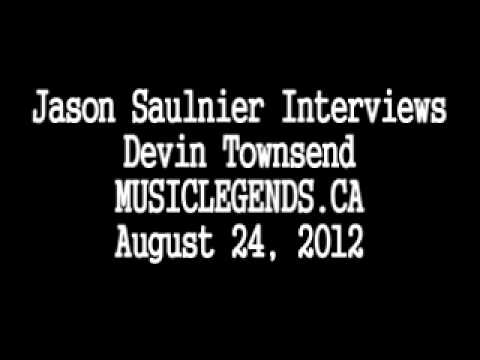 Devin Townsend Interview 2012