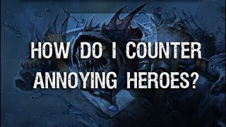 How to Counter Annoying Heroes | How To Play Dota 2 | PVGNA.com