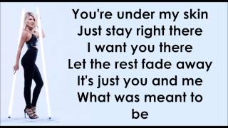 The Saturdays - Not Giving Up - Lyrics