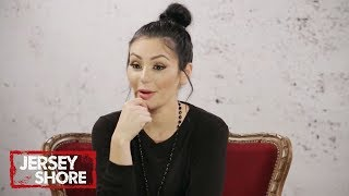 Jersey Shore Cast Reacts To JWOWW's OG Casting Tape | Jersey Shore: Family Vacation | MTV