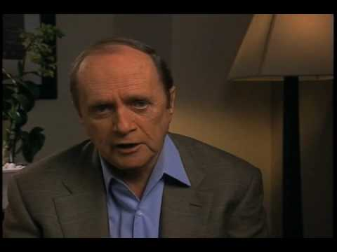 Bob Newhart on his Thanksgiving episode bit