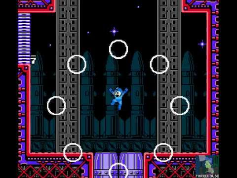 Mega Man Unlimited Instant Death Mode  Part 7   Tank Man   Mega Buster Only