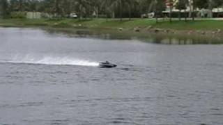 41 st lake in Miami RC boats