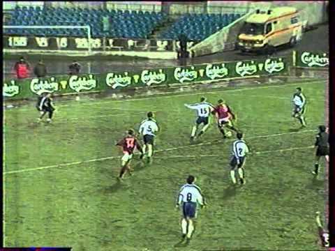 Dynamo Moscow - Rangers FC (Glasgow, Scotland) UEFA Cup 01.11.2001