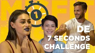 IS BENTE SNELLER DAN DONNY IN DE 7 SECONDS CHALLENGE | MISFIT DE FILM