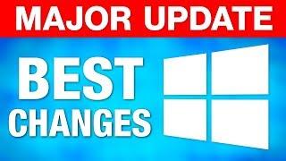 "Windows 10 Major ""April Update"" - Best New Features! (2018)"