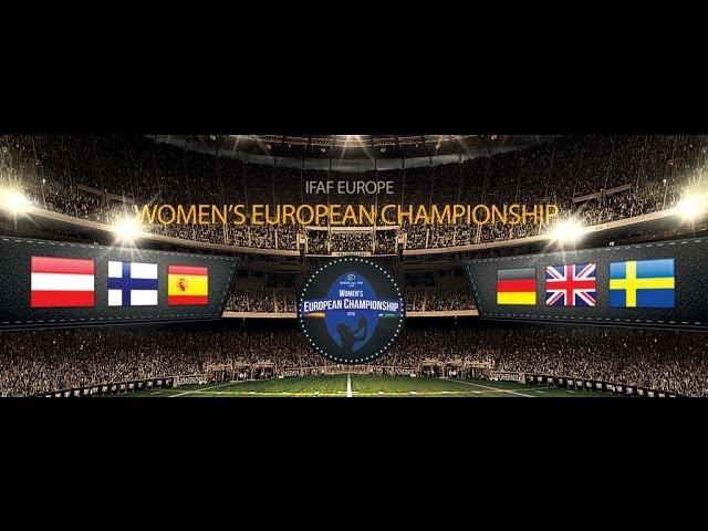 WEC2015 || Sweden vs Great Britain