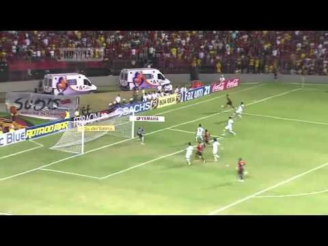 Sport 2 x 1 Central Pernambucano 2012 (11 Rodada)